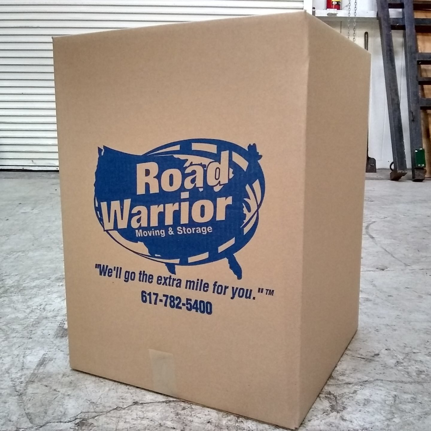 Road Warrior Moving & Storage